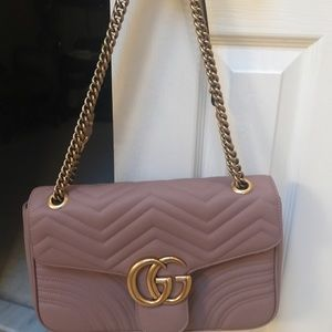 Gucci Marmont large handbag—brand new never used!
